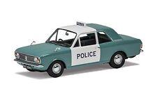 Ford Cortina Mk2 1300 De Luxe Manchester & Salford Police -  Corgi 1:43 Car VA04