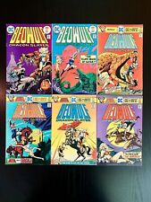 Beowulf 1-6, Bronze Age, Complete Series, DC Explosion
