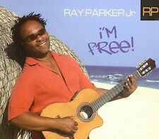 I'm Free! [Digipak] by Ray Parker, Jr. (CD, Jul-2006, Raydio Music) R & B NEW!!