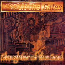 AT THE GATES - Slaughter Of The Soul CD NEU