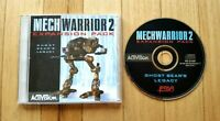 MechWarrior 2: Ghost Bear's Legacy Expansion Pack PC