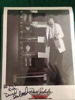 David Seebach Wonders of Magic Vintage Photograph 8x10 Autgraphed #3