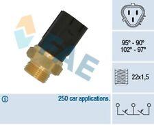FAE Thermoschalter Temperaturschalter Kühlerlüfter 38185 für VW GOLF 4 1J1 POLO