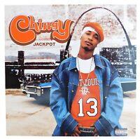 Chingy Jackpot LP Vinyl Rap Hip Hop Crunk R&B Schallplatte Right Thurr NEU