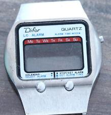 partie de boitier de montre digital Difor -  F6-14