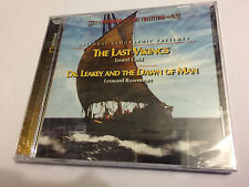 THE LAST VIKINGS / DR LEAKEY A... OOP Ltd Intrada Score OST Soundtrack CD SEALED