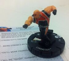 Heroclix Wolverine and the X-Men  #012  STRONG GUY  Marvel