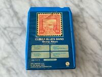 Climax Blues Band Stamp Album 8-Track Tape 1975 Sire 8147-7507 H RARE! OOP!