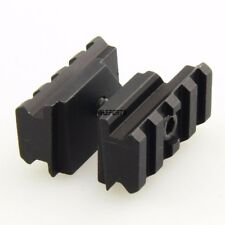 Tactical Weaver Picatinny .223 223 Front Sight Dual Rail Mount Adapter