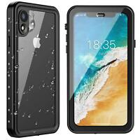 Temdan 2018 Waterproof Case For iPhone XS Max XR XS X 8 7 6 6S Plus SE 5 5S