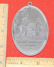 Reproduction 1795 George Washington Peace Medal....Buy It Now!!
