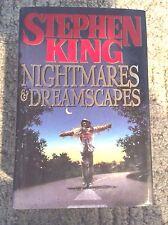 Nightmares & Dreamscapes By Stephen King Hardback