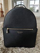 Henri Bendel New York Black Backpack