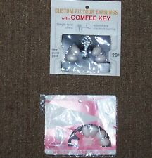 Comfee Clip on Earring Pads 1959 2 Packs (1 Complete, 1 Partial)