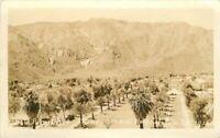 Dale Palm Drive Torney Hospital Palm Springs California 1943 Postcard 12892