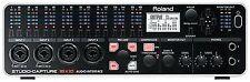 Roland Studio Capture Ua-1610 USB 2.0 Audio Interface