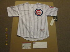 MLB Chicago Cubs Carlos Marmol SZ.48 Autographed Jersey