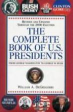 The Complete Book of U.S. Presidents (From George Washington to George W. Bush)