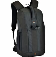 NEW LOWEPRO FLIPSIDE 300 BACKPACK BLACK CAMERA BAG 600 DENIER WATER-RESISTANT