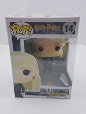 Funko Pop Harry Potter Luna Lovegood Vinyl Figure