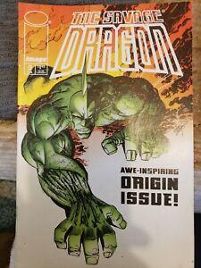 SAVAGE DRAGON #0 Origin Issue FN
