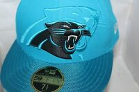Carolina Panthers New Era NFL Official Sideline 59fifty,Cap,Hat   Low Profile