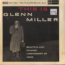 DISCO 45 Giri   Glenn Miller And His Orchestra - The Is Glenn Miller Vol.2