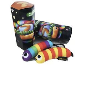 Buy 1 Get 2 FREE Slither.io Series 1 Blind Box Plush Clip-on Keychain Toys