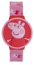 Peppa Pig-Reloj de los niños-PEP123