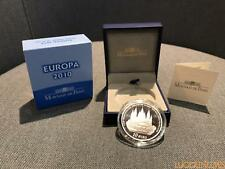 10 Euro 2010 BE Europa Argent 10000 Exemplaires