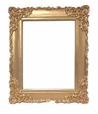 "Ornate Photo Frame (Gold 8""X10"")"