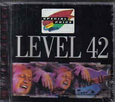 Level 42-Level 42 cd Album Sealed