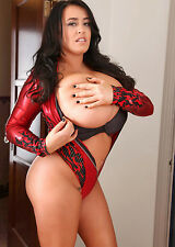 HOT SEXY PHOTO A3 Leanne Crow.(16x12)