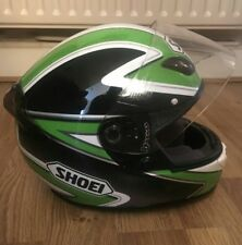 shoei helmet medium xr-1000