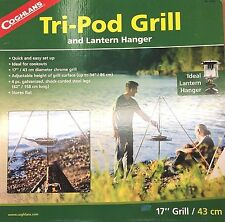 Tri-Pod Camping Grill/Lantern Holder