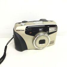 Pentax Espio 105G 35mm Point & Shoot Camera #655
