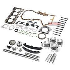 Engine Pistons Seals Overhaul Rebuild Kit For VW AUDI 1.4 TSI CAV CTH BLG BMY