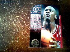 RARE 1995-96 Chicago BULLS Michael Jordan SP CHAMPIONSHIP SERIES E DIE-CUT