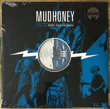 Mudhoney- Live at Third Man Records 9-29-13 LP [Vinyl New] Live To Acetate