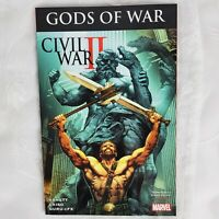 Marvel Gods Of War Civil War II Hercules 2016 SOFT COVER TPB Graphic Novel