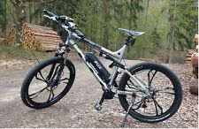 FUX MTB Fully E-Bike / Elektrofahrrad 450 Watt Antrieb 11,6 Ah Akku NEU