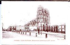 CP 80 Somme - Corbie - Eglise St-Pierre