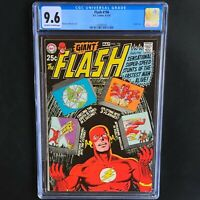 The Flash #196 💥 CGC 9.6 NM+ 💥 Only 6 Higher Grade! Giant Issue DC Comics 1970