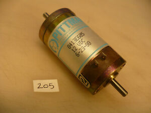 Pittman 12V DC Can Motor 8413 Double-Shaft #205