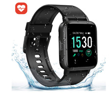 """GRM Fitness Tracker with Heart Rate Monitor, Activity Tracker Watch Full 1.3"""""""