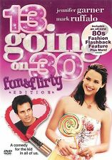 13 Going on 30 ~ Fun & Flirty Edition ~ New Factory Sealed DVD ~ FREE Shipping