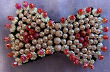Women Girl beads hair Clip Hairpin  Barrette Headdress Accessories