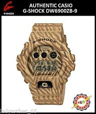 Casio G-Shock DW6900ZB-9 Digital Watch - Zebra Camo
