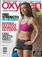 Oxygen Magazine Camille LeBlanc Bazinet Crossfit Strength Obstacle Races Guide