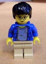 Lego Harry Potter Figur Minifig blaues Shirt beige Hose Figuren Minifigs Neu